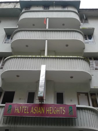 Hotel Asian Heights