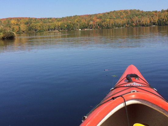 Canoeing for free