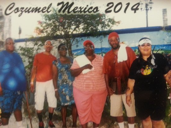 Alberto's Beach Bar Restaurant : Our Trip to Mexico