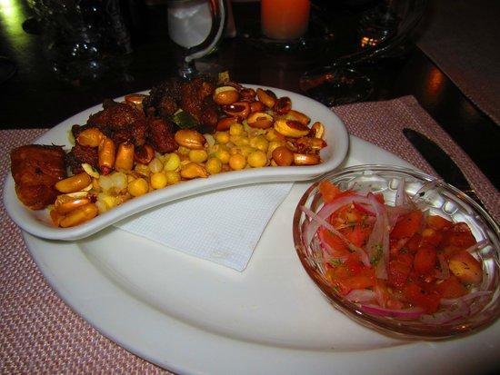 Sabrosa chicharron picture of achiote ecuador cuisine for Achiote ecuador cuisine