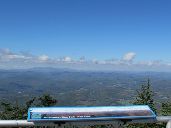 Mount Ascutney: Observation Tower