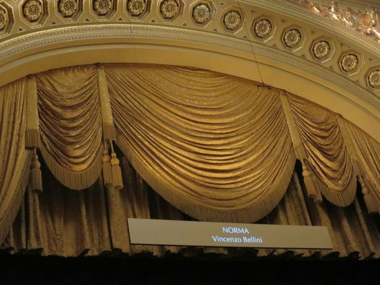 San Francisco Opera: The supertitles translate the opera into English