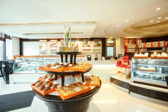 JW Marriott Hotel Bangkok: Bangkok Baking Company