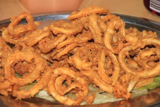 Weng Yin Seafood Village: Deep Fried Sotong