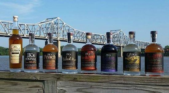 East Peoria, IL: J.K. Williams Whiskey