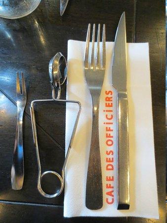 Cafe des Officiers : :)