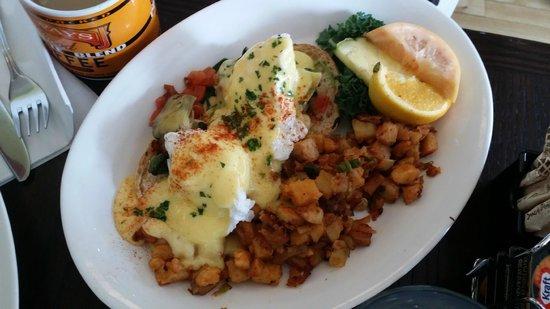 Red's Diner: Eggs Benedict