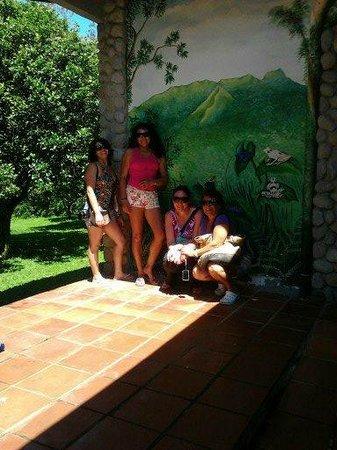El Valle Panama Hot Springs: En zoológico de Valle de Antón