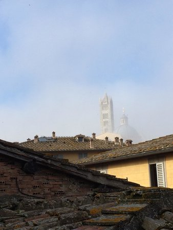 La Casa di Antonella: View of Cathedrale di Santa Maria.