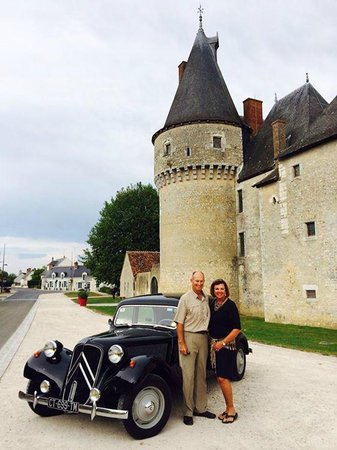 Loire Valley Time Travel Day Tours: Chateaux country with Loire Valley Time Travel Tours.