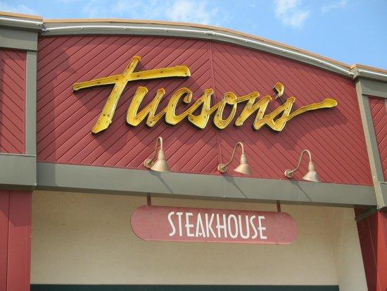 Tucson's: Front