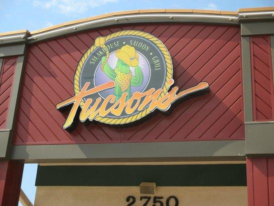 Tucson's: Logo