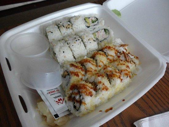 Yukiya Suishi: Sushi to go!