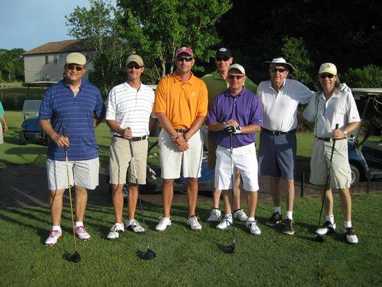 Reunion Resort, A Salamander Golf & Spa Resort : The first round.