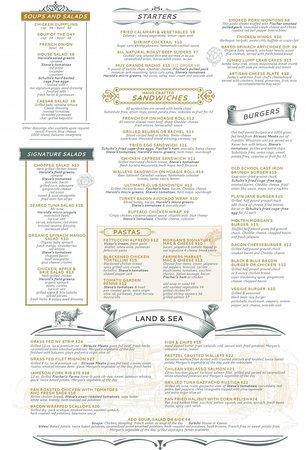 Morgan's Farm to Table: New Menu - September 2014