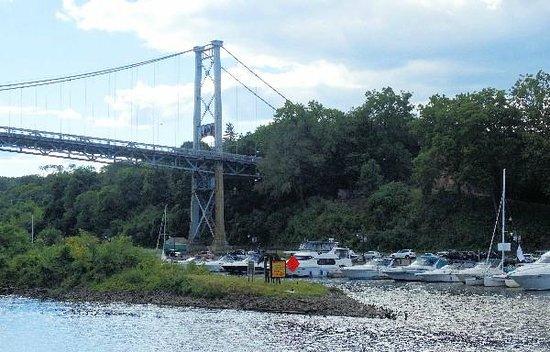 Hudson River Cruises, Inc. : Kingston Harbor from the Rip Van Winkle