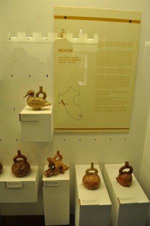 El Museo del Banco Central de Reserva del Peru