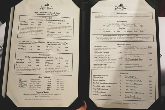 Jw Marriott Dubai Restaurant Menu