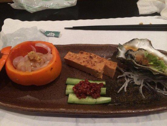 Sushi Hanada: Appetizer