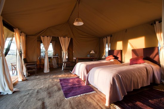 Mara Under Canvas Tented Camp