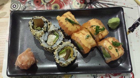 Edo Sushi: Sushi
