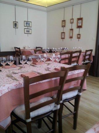 A La Table du Bon Roi Stanislas: Salle de restaurant