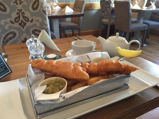 The Aldwark Arms: Fish and Chips