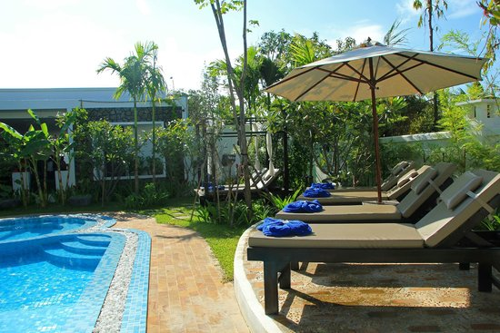 Restaurant photo de goyavier hotel siem reap tripadvisor for Piscine coueron