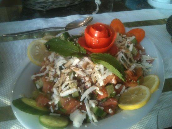 Lokanta: Cobana Salat,, sehr lecker