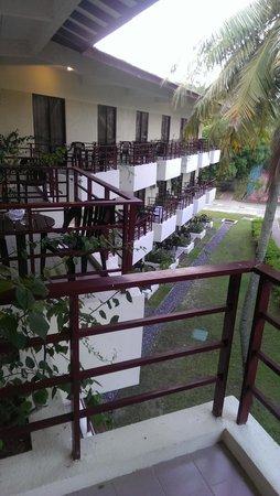 Holiday Villa Beach Resort & Spa Langkawi: view from room