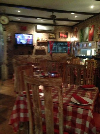 Bella Italia Restaurant : fantastic place