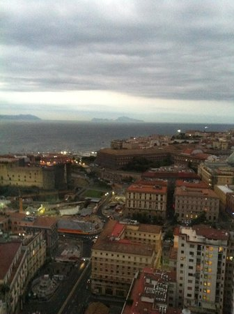 NH Palermo: View 1 my room