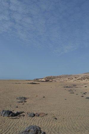 Playa de Sotavento (Playa Risco del Paso y Playa Barca): Sotavento beach