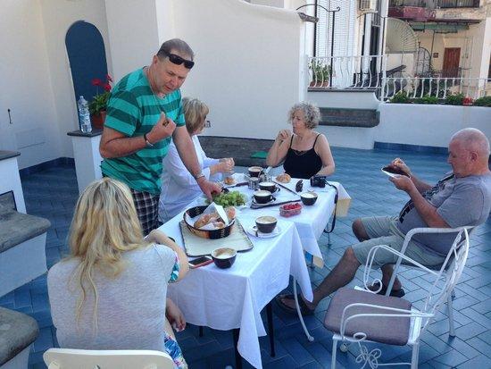 Residence La Tavolozza : Balcony