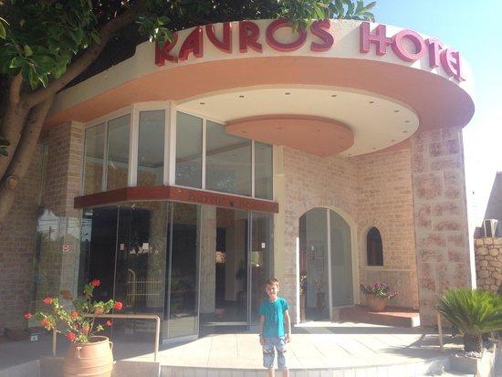 Kavros Beach: Отель