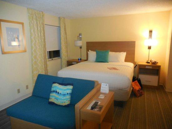 Sonesta ES Suites Flagstaff: lovely room