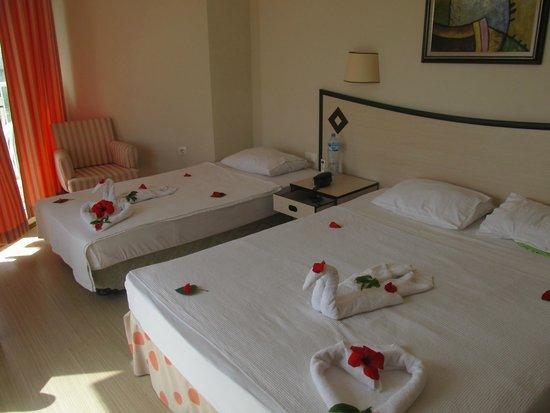 Jasmin Side Hotel : отличный номер с видом на море!!)))))