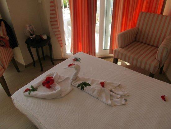 Jasmin Side Hotel : номер с видом на море!))))