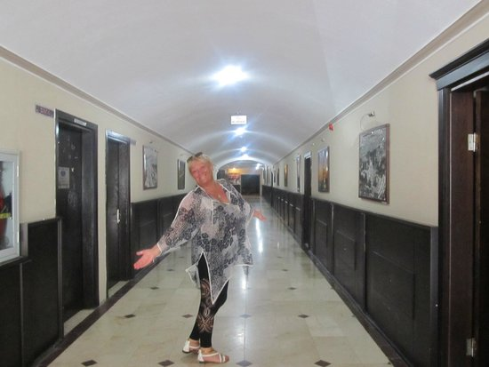 Jasmin Side Hotel : коридор отеля...иииии хамам!!!!!!))))))))
