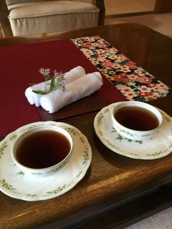 Hanagokoro Banki: たんぽぽ茶