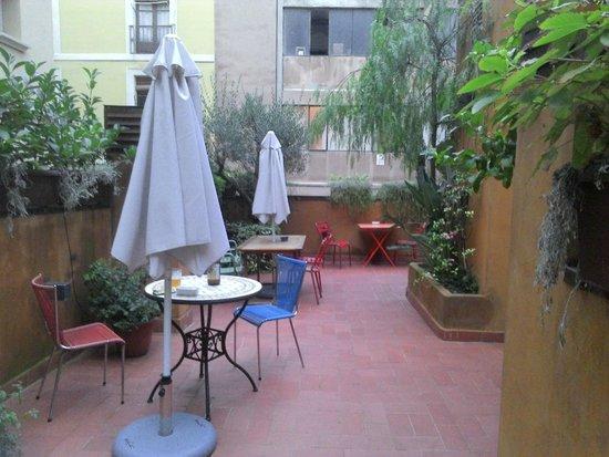 Casa Bella Gracia : Roof garden