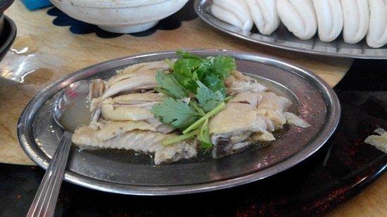 Hakka Zhan Restaurant: Chicken