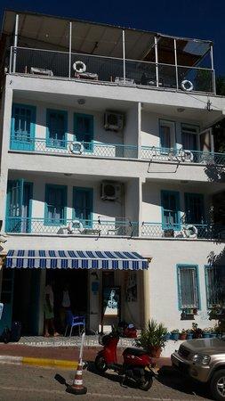 Hotel Nisa: guzel bir balayı ;-)