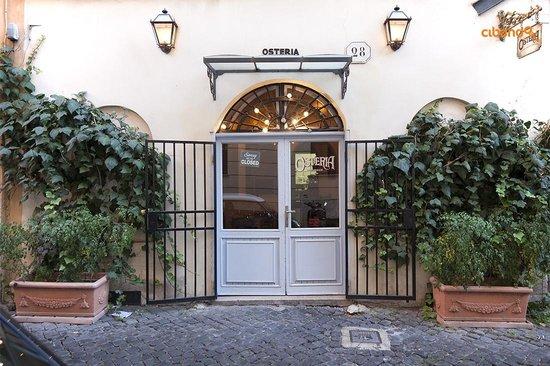 f52b2b594615 OSTERIA DEL PAVONE, Roma - Ponte - Ristorante Recensioni, Numero di ...