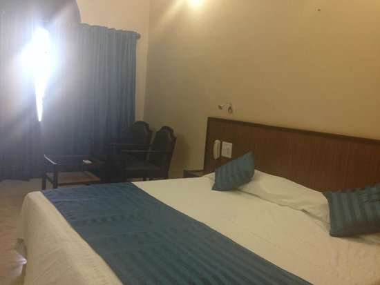 The Retreat: room