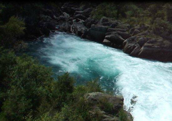 Aratiatia Rapids : down stream - full
