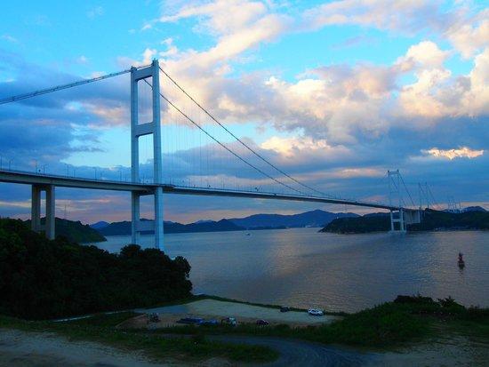 Sunrise Itoyama : 来島海峡大橋