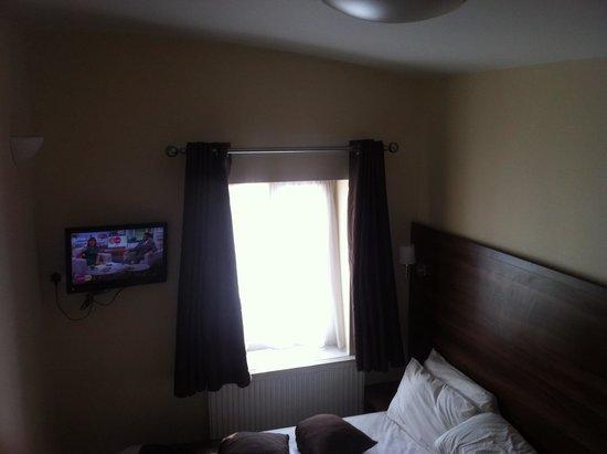 Prince Regent Hotel Excel London: Taken from outside the door!!!