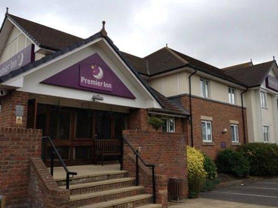 Premier Inn Northampton Bedford Rd/A428 Hotel: 外観