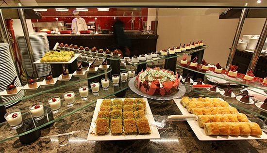 Voted Best Buffet in Las Vegas